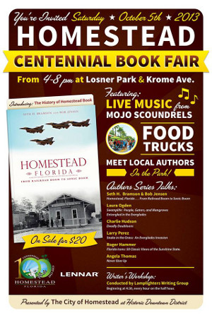 Centennial Book Fair Flyer 300